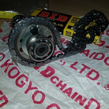 Cam Shaft Chain Hyosung GV250 Aquila Gt250 Comet Timing Cams UK