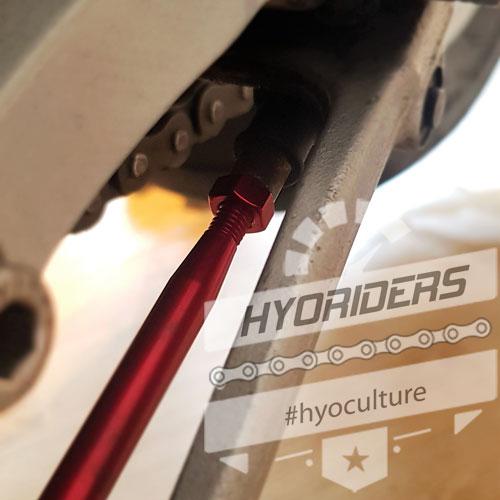 Gear Shift Linkage Rod Bar HYOSUNG GT125R GT250R