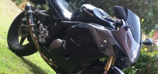 Hyosung GTR 125cc 2007