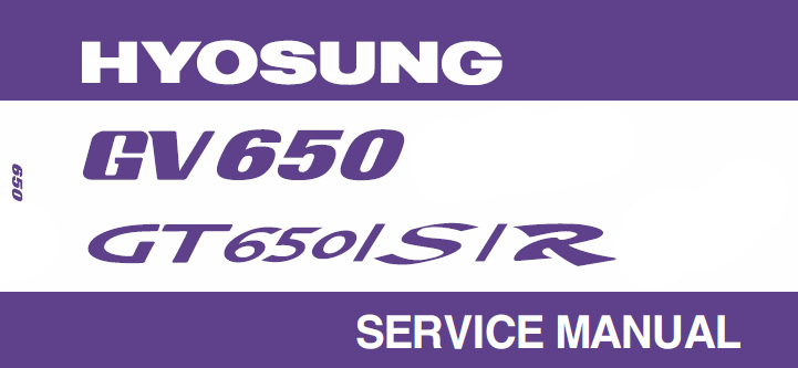 manual usuario hyosung 650