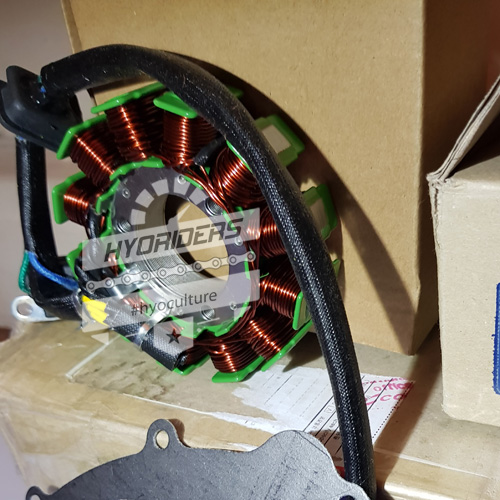 GENUINE STATOR COIL RX125 RT125 RX125SM RT125D GT125 GT125R GT250 GT250R