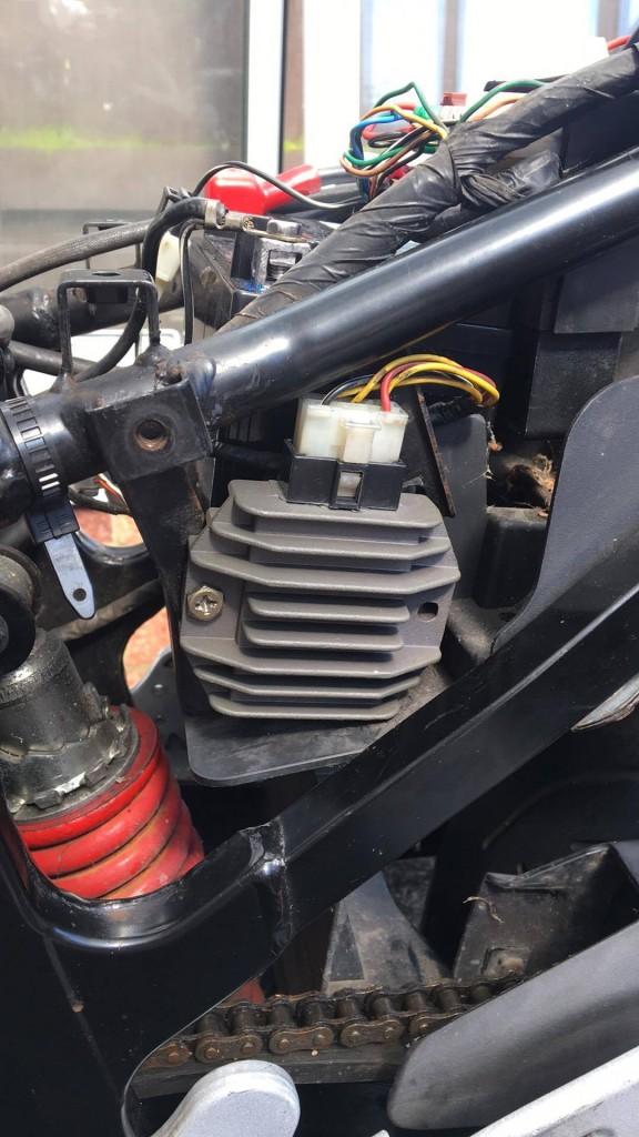 Regulator Rectifier Performance Hyosung GT 125 250 RC GTR Comet Reg Rec