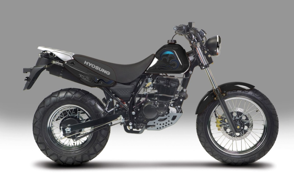 hyosung rt125 d karion specifications specs wiki pics parts uk forums