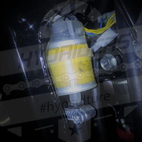 Big Filter Kit hYOSUNG FUEL LINE gt125r gt250r gv125 gv250