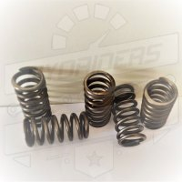 Heavy Duty Clutch Springs Set x5 :: GV125 GT125 Hyosung