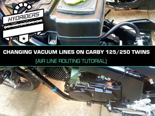 🎌how to change vacuum lines on hyosung gt125r gt250r \u0026 gt Hyosung 250 Fuel Line Diagram fuel tank cushion dampers rubber gt650r