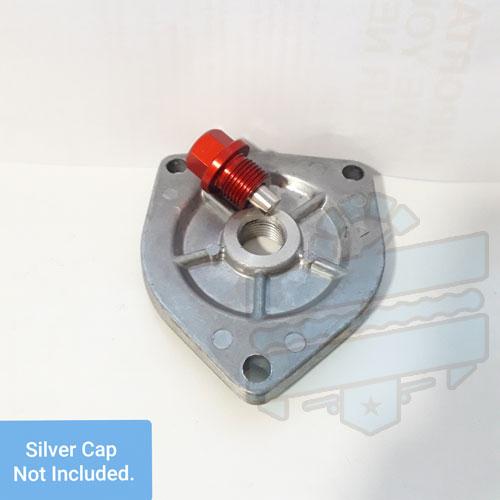 Magnetic Oil Drain Plug (Sump Bolt) :: Hyosung GV125 GT125R GV GT250 GV650 GT650 RX RT 125