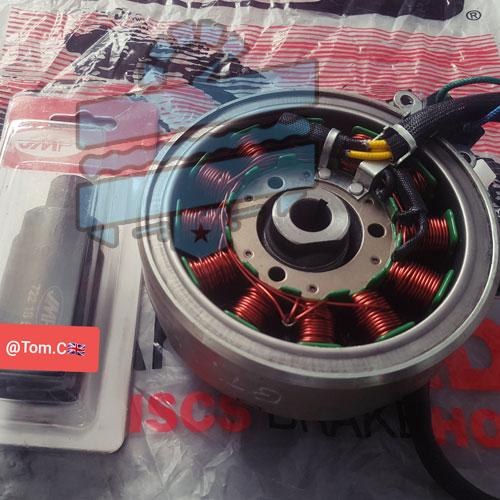 Hyosung GV250 EFI Stator Aquila Generator EFI