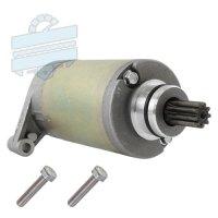 starter motor assy hyosung rt125 xrx125 sm rt125 d