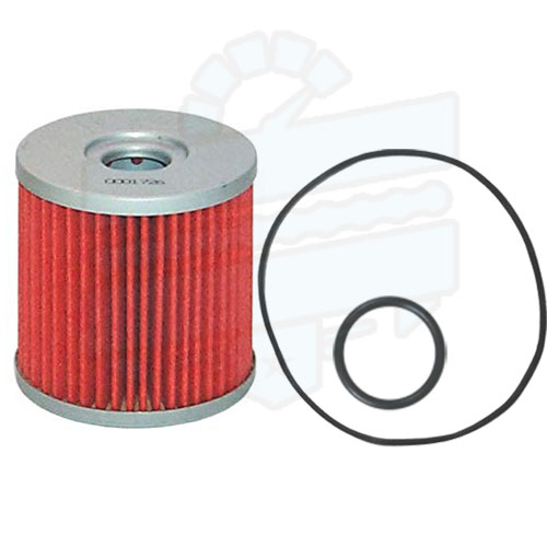 Oil Filter Service Kit & O-Rings - Hyosung GV650 GT650 ST7 GT650R