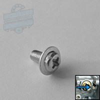 Carburettor Float Valve Screw x2 | Carb Seat Bolt | Various Hyosung Bikes