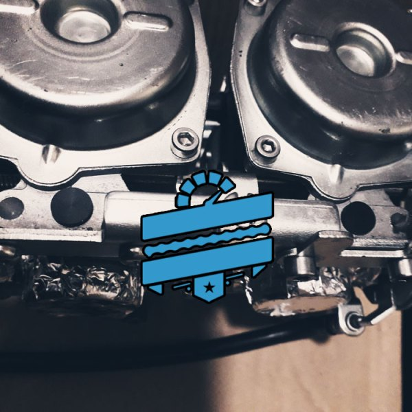 Carb Air Fuel Mixture Rubber Plug Bung - GV125 GT125R GV250 GT250