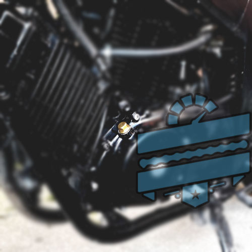 Engine TDC Inspection Plug (Magnetic Flywheel Viewer Cap) :: Various Hyosung 125 250 650 Models