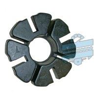 Rubber Damper (Rear Cush Drive Absorber/Sprocket Hub) - Hyosung GV125 RX125 GA125