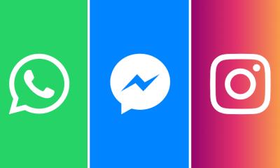 Facebook Instagram, Messenger Ve WhatsApp'ı Birleştiriyor