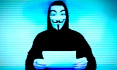 Anonymous'dan Korkutucu Video