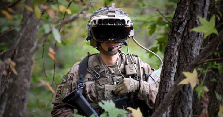 ABD Ordusu Askerlerin Zihinlerini Okuyan Teknolojiler Geliştiriyor