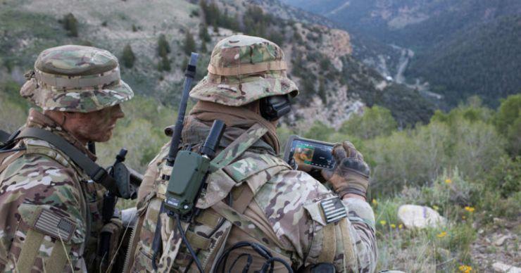 ABD Ordusu Uygulamalardan İnsanların Konum Verilerini Satın Alıyor