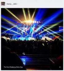Alive GALAXY Tour Final Seoul Harry Kim