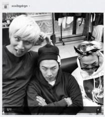 Alive GALAXY Tour Final Seoul Jiyong Daesung Taeyang Backstage