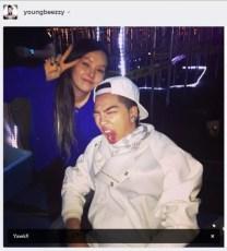 Alive GALAXY Tour Final Seoul Taeyang Gee Eun Instagram