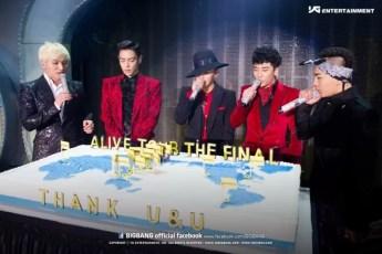 Alive GALAXY Tour The Final Seoul BIGBANG