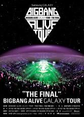 BIGBANG Alive GALAXY Tour The Final Seoul Poster