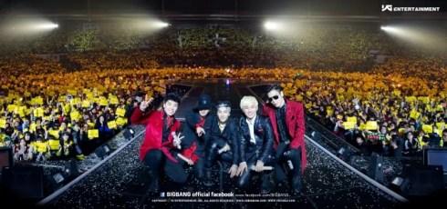 BIGBANG Alive GALAXY Tour The Final Seoul
