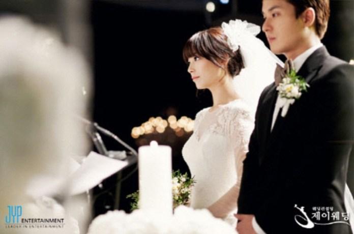 Sunye Wedding James Park Seoul Lotte Hotel