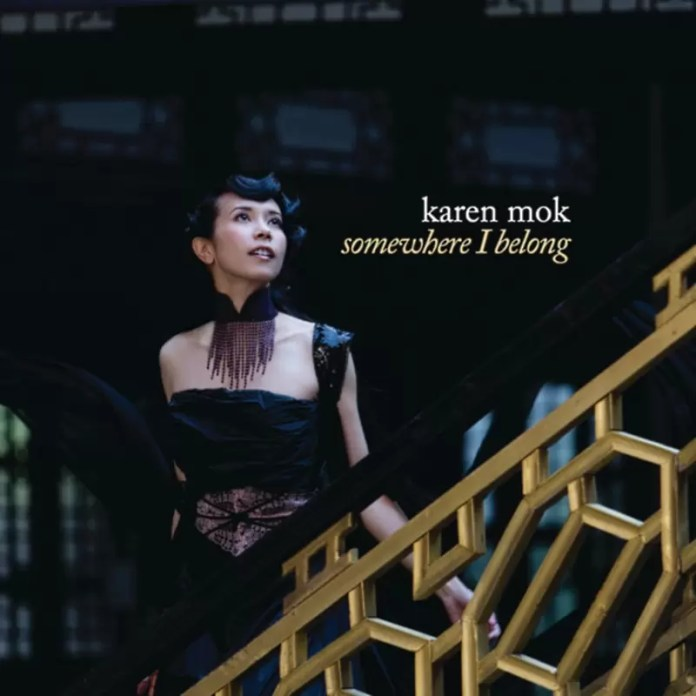 Karen Mok Somewhere I Belong