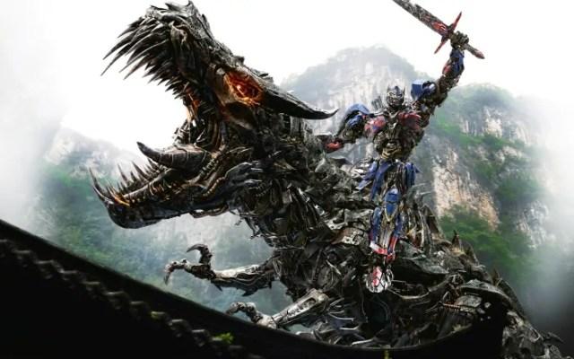 Transformers-4-Age-Of-Extinction-Optimus-Prime-Riding-Dinobots-Wallpaper