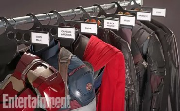 Avengers Age of Ultron Costumes