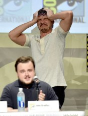 Game of Thrones Panel SDCC 11