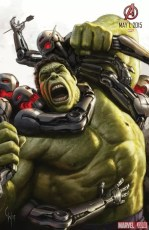 Marvel Avengers Age of Ultron Hulk