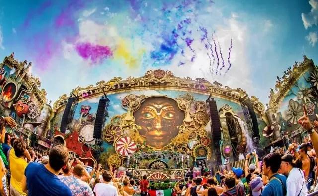 Photo via Tomorrowland on Facebook