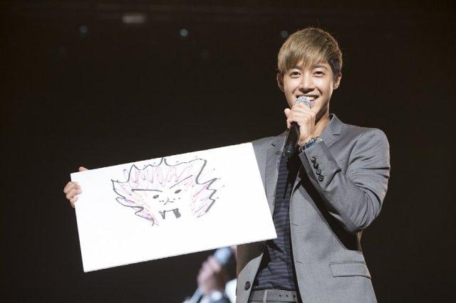 Kim Hyun Joong in Japan Osaka 2014