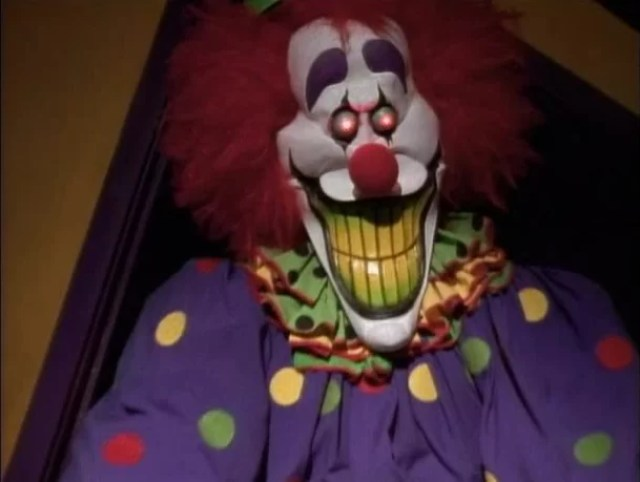 Are You Afraid of the Dark clown