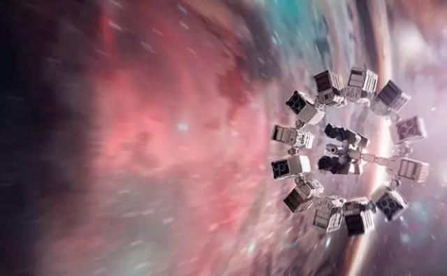 Christopher Nolan Interstellar Spacecraft