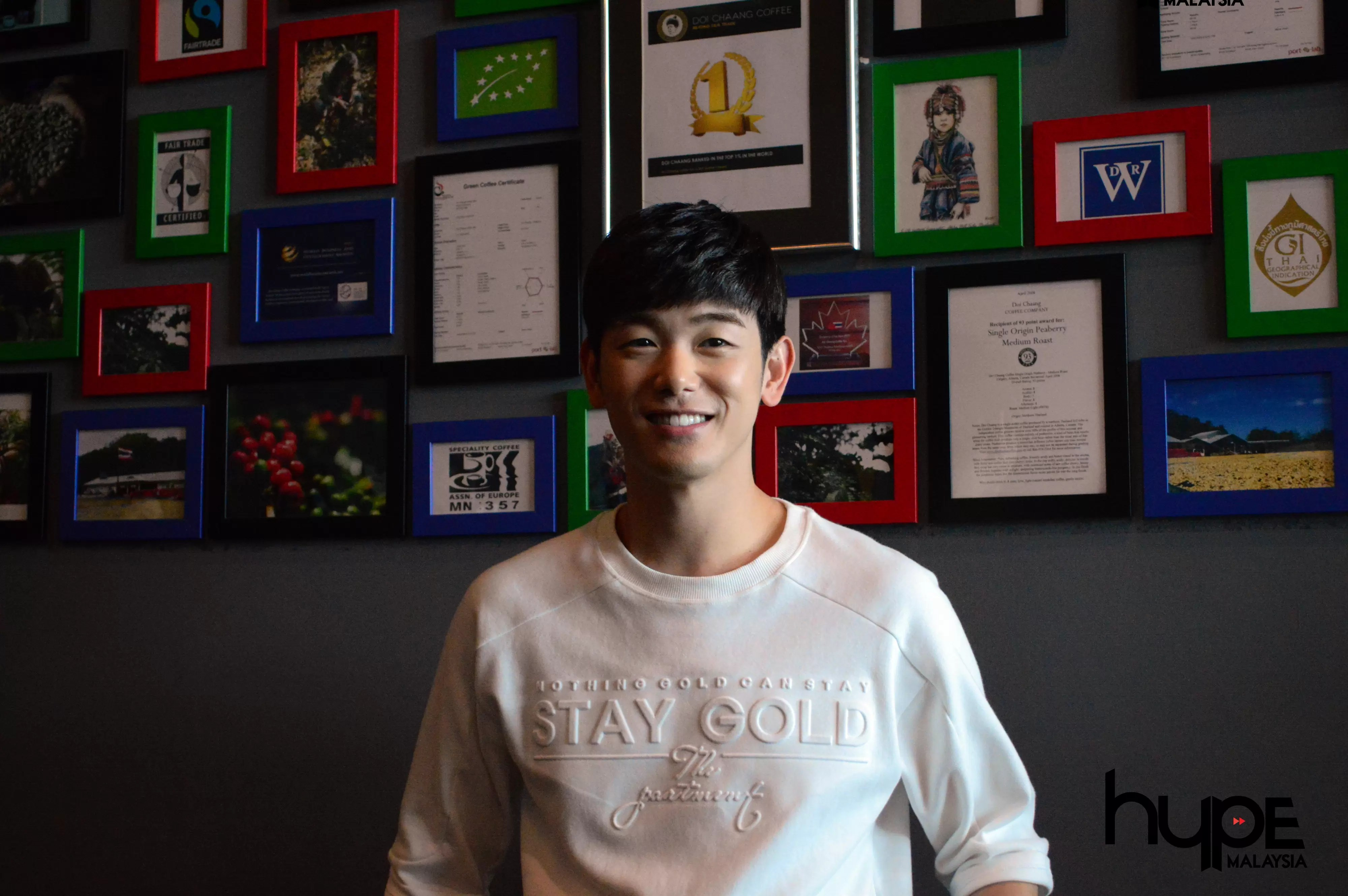 Hype's Exclusive: A Coffee Conversation with Eric Nam   Hype Malaysia