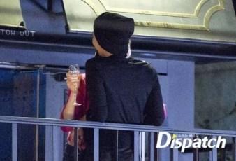 G-Dragon and Kiko Mizuhara dating in Seoul