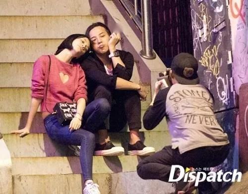 SNSD Big Bang dating