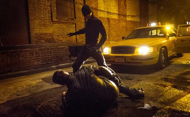 Charlie Cox as Matt Murdock - Daredevil