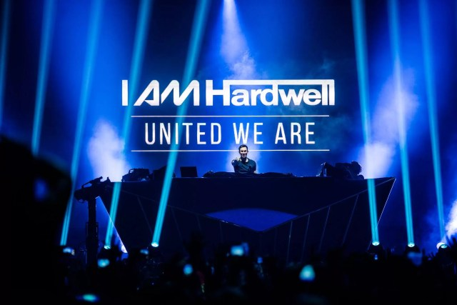 Source: Hardwell's Facebook page