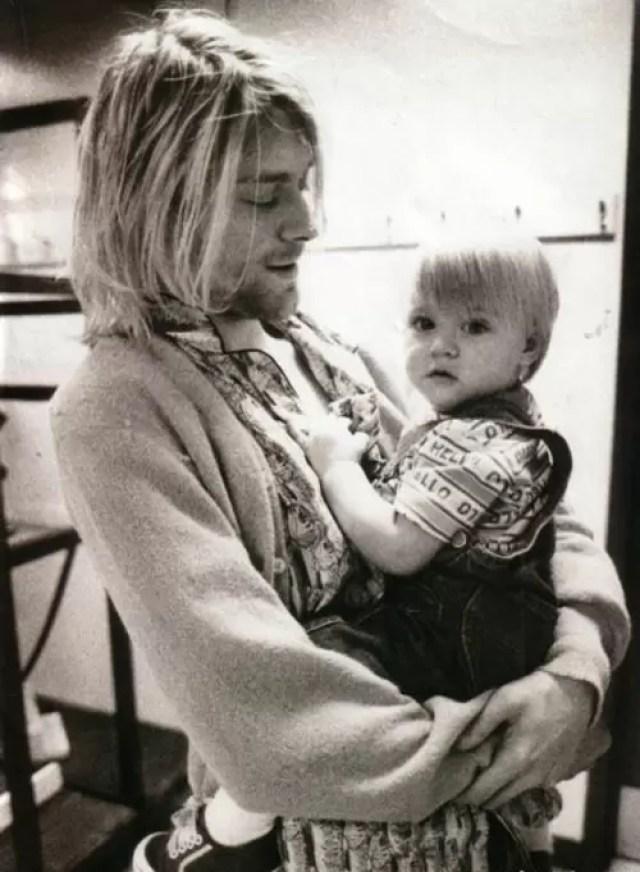 Kurt Cobain Daughter