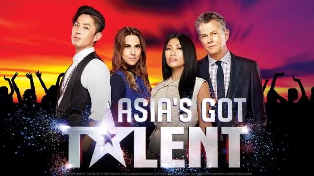 Asia's Got Talent Judges 2015