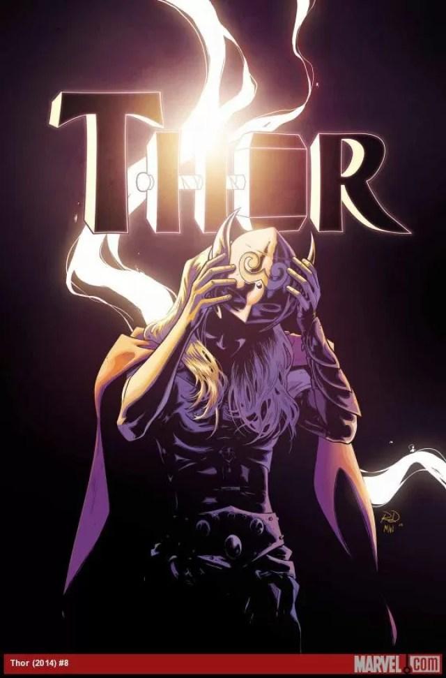 Female Thor - Thor 8