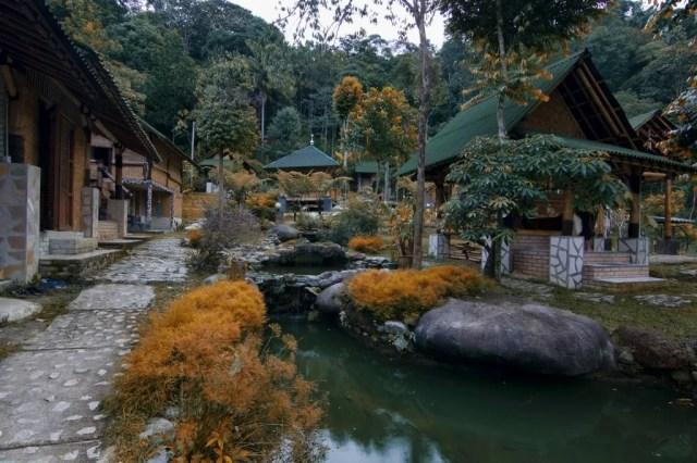 Bamboo Village Hulu Langat