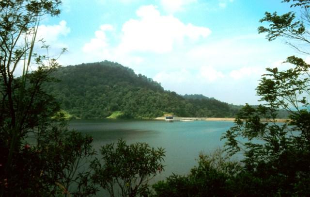 File photo of the Semenyih Dam via virtualmalaysia.com