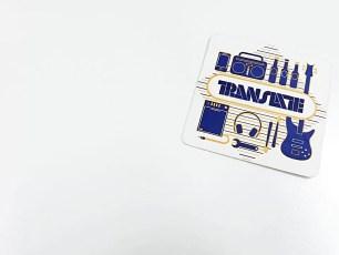 Tiger Translate Limited Edition Coaster