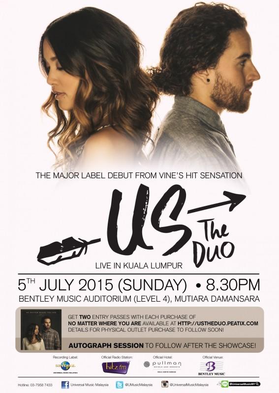 Us The Duo Showcase Keyart 1_poster